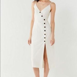 NWT URBAN OUTFITTERS AMBER DRESS SZ S